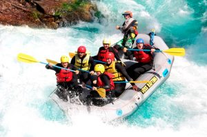 rafting paa voss