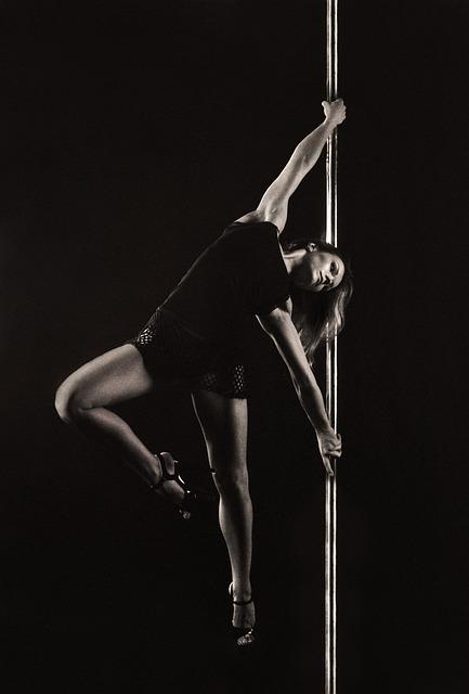 julegave til henne poledance