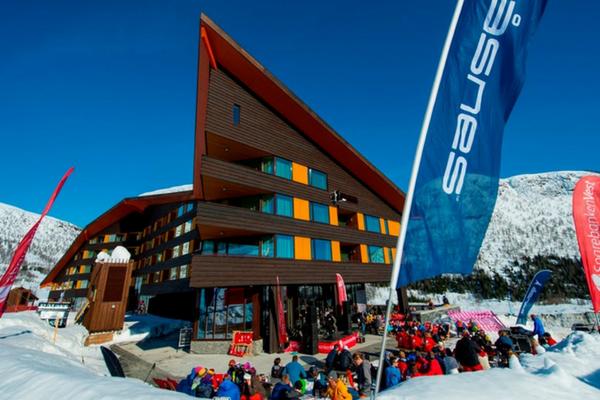 ski myrkdalen