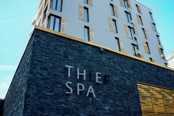 thief spa hotell