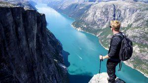 dagseventyr kjerag lysefjorden
