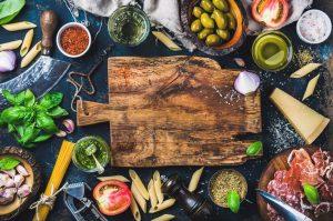 kulinarisk vandring